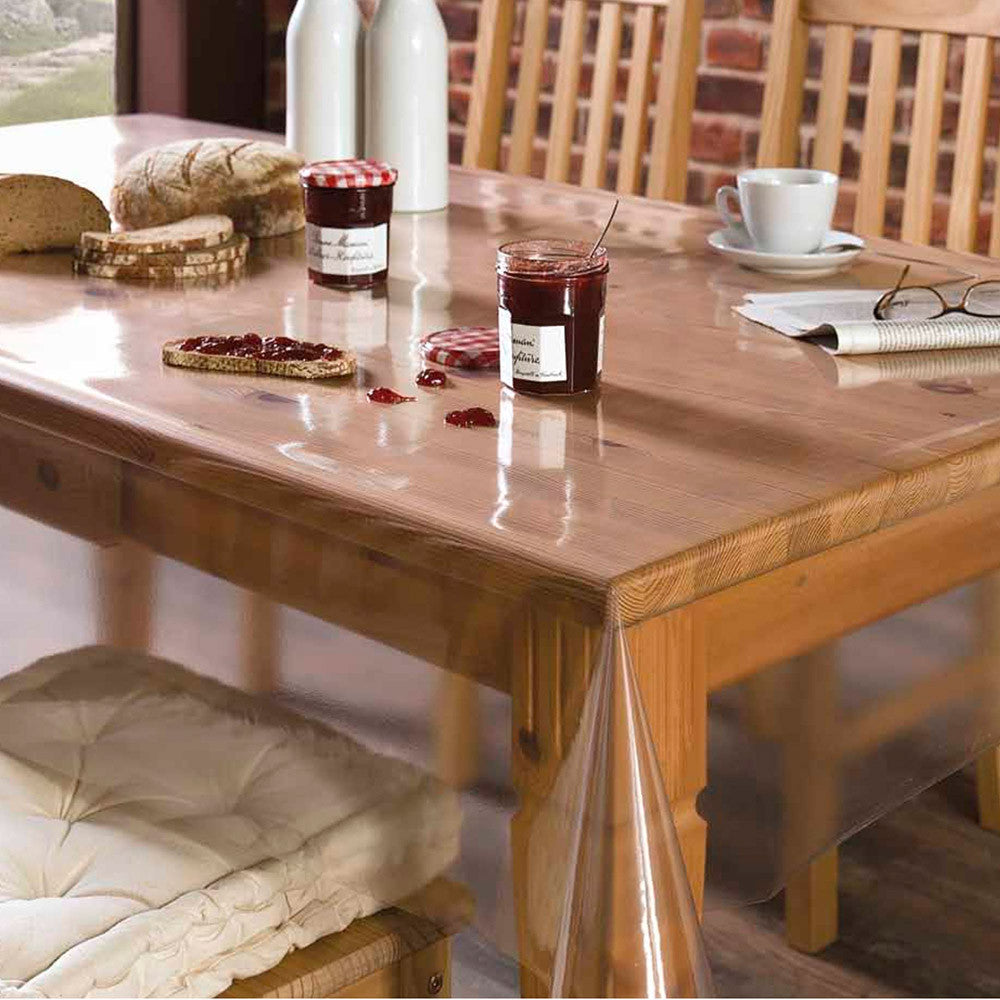Table Cover Transparent