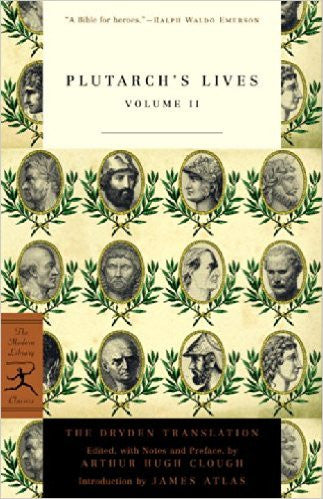 Plutarch's Lives: Volume II