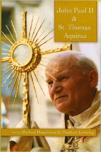 John Paul II & St. Thomas Aquinas