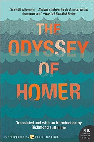The Odyssey of Homer (Richmond Lattimore)