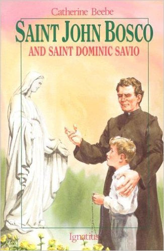 Saint John Bosco and Saint Dominic Savio (Catherine Beebe)