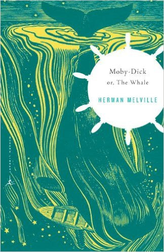 Moby Dick or, The Whale (Herman Melville)