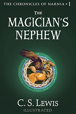 The Magician's Nephew (Narnia Book 1) (C.S. Lewis)