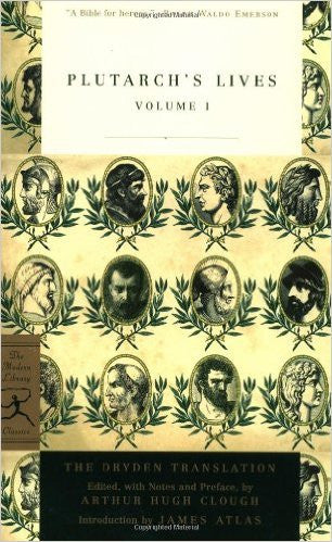 Plutarch's Lives: Volume I