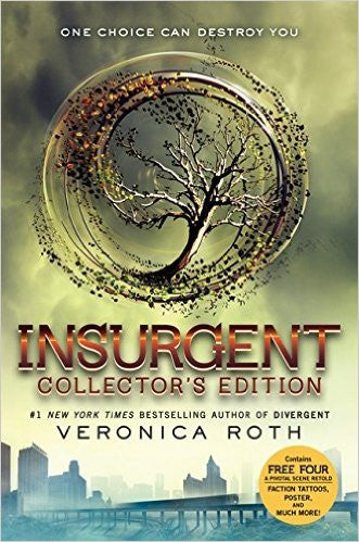 Insurgent (Divergent Trilogy, Book #2) (Veronica Roth)