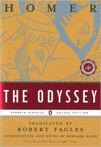 Homer: The Odyssey (Robert Fagles)