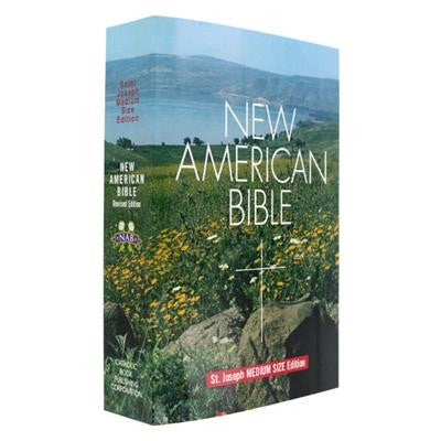 New American Bible: St. Joseph Medium Size Edition