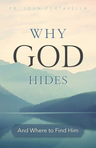 Why God Hides: and Where to Find Him (Fr. John Portavella)