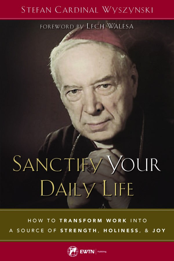 Sanctify Your Daily Life (Stefan Cardinal Wyszynkski)