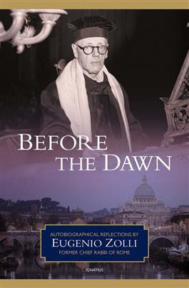 Before the Dawn (Eugenio Zolli)