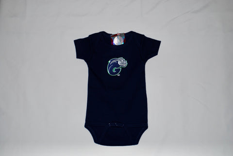 Team Spirit Onesie with  Gyrene Logo by Future Tailgater