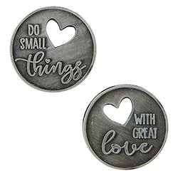 Do Small Things Pocket Coin