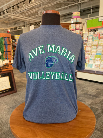 Ave Maria Gyrene Volleyball T-Shirt