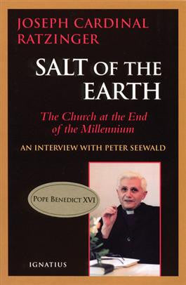 Salt of the Earth, The Church at the End of the Millennium (Joseph Cardinal Ratzinger)