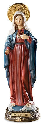 Immaculate Heart Mary Statue by Christian Brands