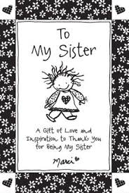 To My Sister (Marci)