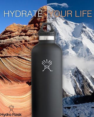 Hydro Flask® Assorted Drinkware