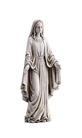 "11.5"" Our Lady of Grace Statue"