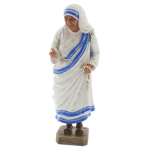 "8""  Saint Teresa of Calcutta Statue by Avalon Gallery"