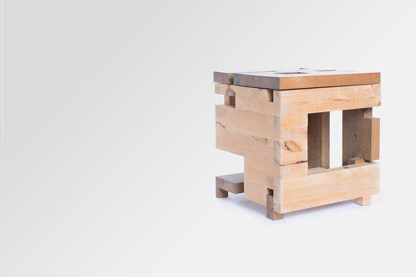8 Bit Nesting Table Design By Sml