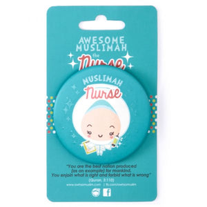 Awesome Muslimah Series Badges