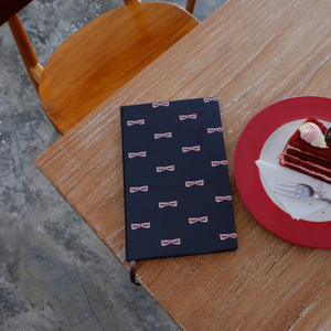 Niqabie Stripes Notebook