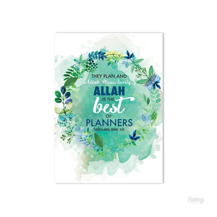 047 Allah is the Best of Planners
