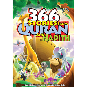 366 Stories from the Quran and Hadith (PB)