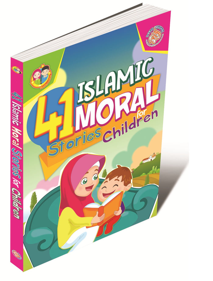 41 Islamic Moral Stories for Children