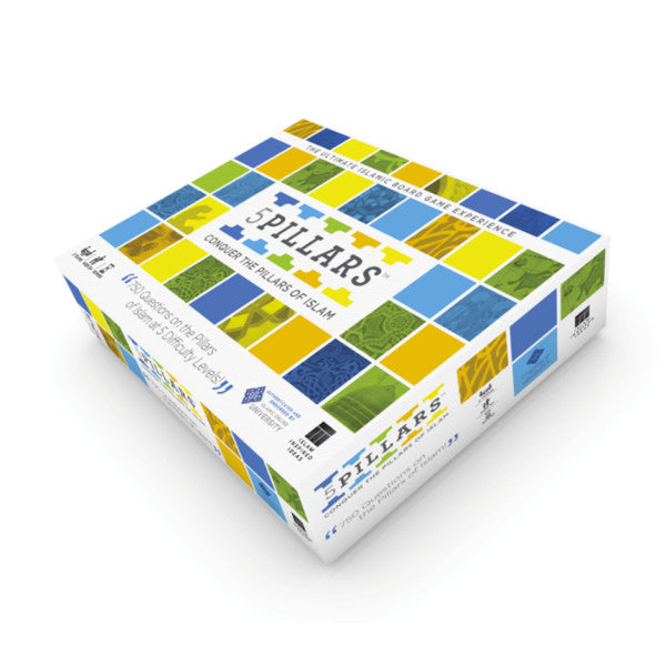 5 Pillars Board Game (Fun Box)
