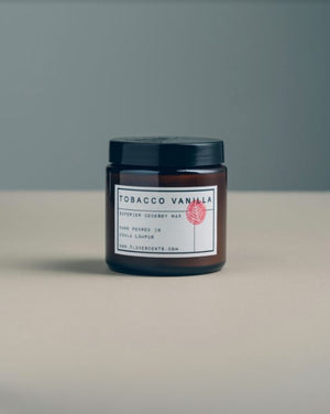 5Luxe Candle - Tobacco Vanilla