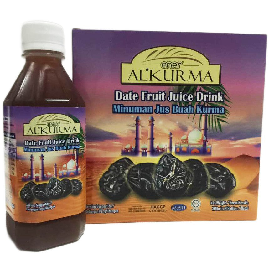 Al-Kurma (Date Fruit Drink)