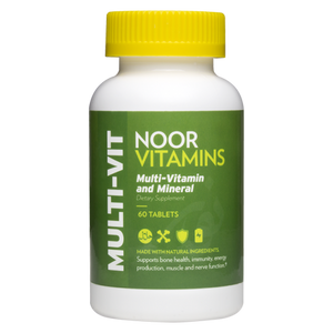 Multivitamin and Mineral - Adult