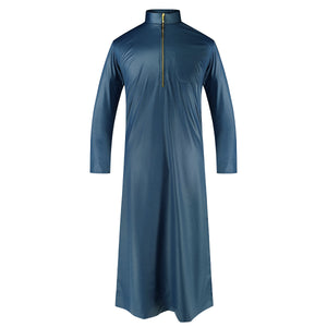 Toobaa Arabian Night – Men's Glossy Jubah (Thobe)