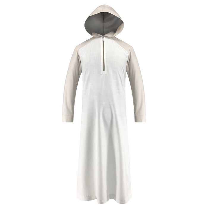 Toobaa Desert Rain – Men's Hooded Jubah / Thobe