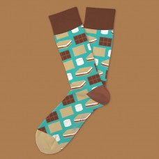 Give Me S'mores Socks