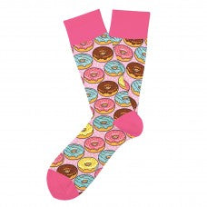 Go Nuts for Donuts Socks