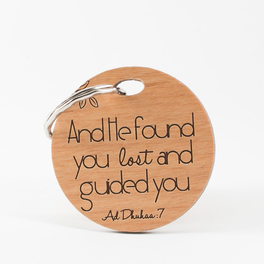 Guidance Keyring
