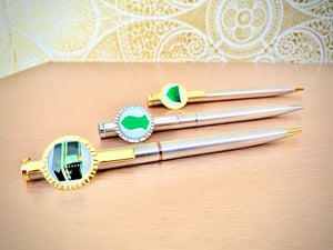 Ballpoint Pen - Set of 3 (3 Designs)