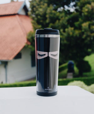 Classic Niqabie (Stainless Steel) Tumbler