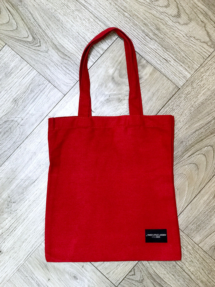 Canvas Tote (Plain Coloured)