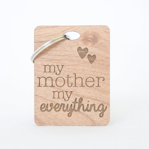 Mother Keyring