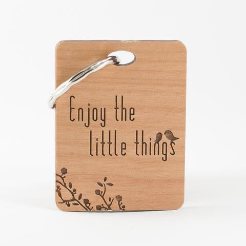 Little Things Keyring