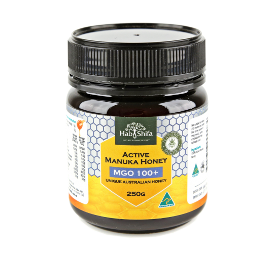 Hab Shifa Active Manuka Honey (MGO 100+)