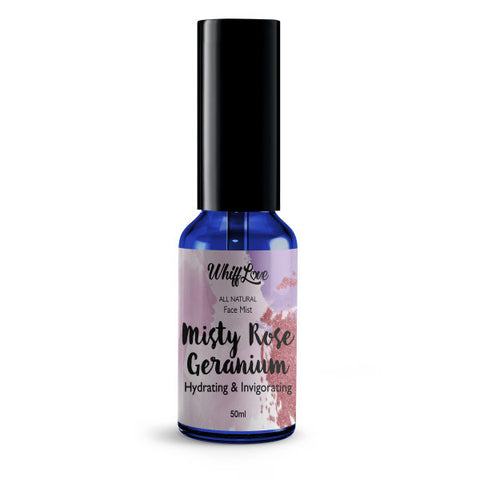 Misty Rose Geranium