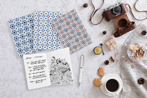 The Marrakech Series Field Notes (3 Patterns)