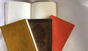 Capal Leather Notebook