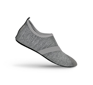 Fitkicks- Womens Live Well: Grey