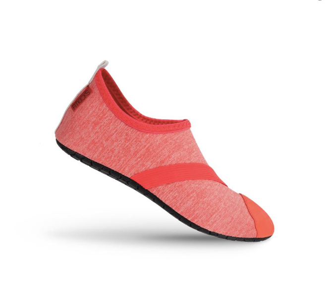 Fitkicks- Womens Live Well: Blush