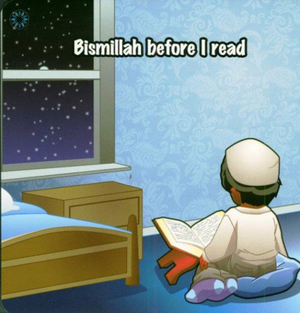 Bismillah - Stairway to Heaven Book 2
